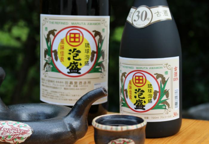 まるた古酒30度